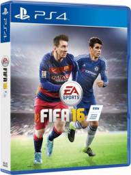 Fifa 2016 Playstation 4 pouco uso