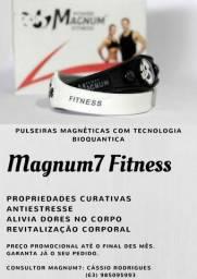Pulseira Magnética Fitness Power Magnum Fitness