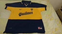 Camisa Boca 1996 original