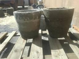Vasos de planta R$ 10.00