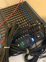 Mesa de Som Oneal Omx 12.8 com powerplay