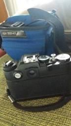 Câmera fotográfica zenit