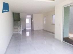 Casa Duplex Nova 162 m² à venda, 3 suítes 4 vagas, Passaré, Fortaleza.