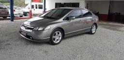 Honda Civic 1.8 EXS 2008 automático - 2008
