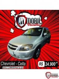 Chevrolet Celta Spirit/ LT 1.0 MPFI 8V FlexP. 5p - 2014