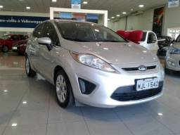 FORD NEW FIESTA HATCH SE 1.6 16V FLEX Prata 2012/2012 - 2012