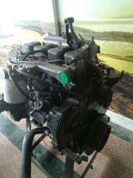 Motor MWM X10 - 4 Cilindros ~ Base de troca