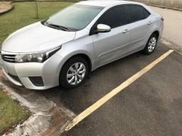 Toyota Corolla 1.8 CVT Ano 2017 - AUT - 2017