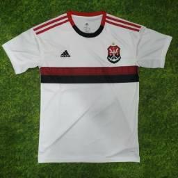 Camisa Flamengo 2019 branca