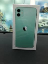 IPhone 11 Green/ Novo/ Lacrado 12x S/ Juros no cartão