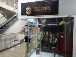 Alugo loja na melhor localização do shopping paraiso mega center