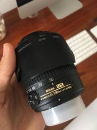 Lente Nikon AF-S DX Nikkor 55-200mm f4-5.6G ED