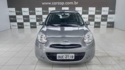Nissan - MARCH S 1.6 16V Flex Fuel 5p - 2012