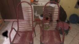 Vendo cadeira as 2 juntas por esse valor