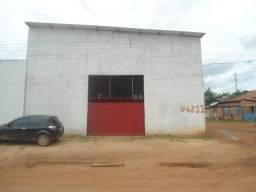 Galpão de esquina , 360m², para dep. de madeira, oficina, depósito cimento entre outros