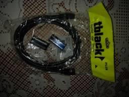 Vendo pilha palito e cabos HDMI