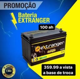 Bateria 100 ah extranger