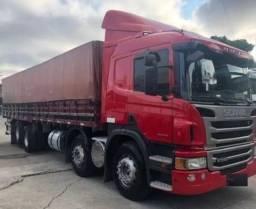 Scania p310 8x2 2015