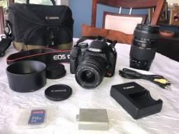 Câmera Profissional Canon EOS Rebel T1i