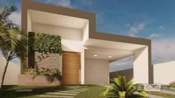 Casa com 3 dormitórios à venda, 130 m² por R$ 400.000 - Cond. Vila Real, Salgadinho - Pato