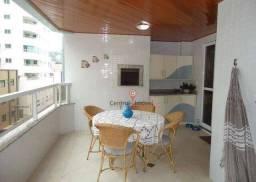 Apartamento com 3 dormitórios para alugar, 150 m² por R$ 900,00/dia - Centro - Balneário C