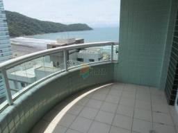Apartamento com 3 dormitórios para alugar, 136 m² por R$ 4.300,00/mês - Canto do Forte - P