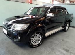 Toyota Hilux Cabine Dupla CD SRV D4-D 4x4 3.0 TDI Diesel Aut 4P