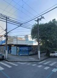 Terreno para alugar, 795 m² por R$ 4.600,00/mês - Vila Matias - Santos/SP