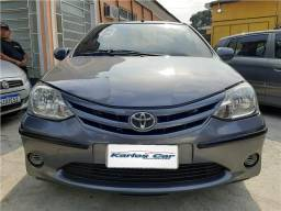 Toyota Etios 1.3 xs 16v flex 4p manual