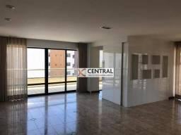 Apartamento com 4 dormitórios para alugar, 206 m² por R$ 4.000/mês - Pituba - Salvador/BA
