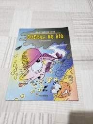 Livro Infantil - Guerra no Rio