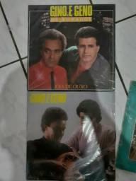Discos Gino e Geno só 25$