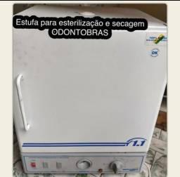 Estufa de Secagem Odontobras 1.1