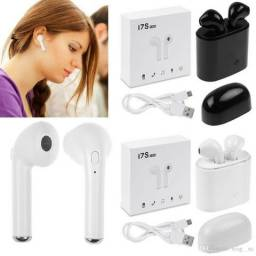 Fone Bluetooth i7 Tws Sem Fio Tipo Airpods Android iPhone