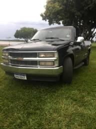 Silverado Conqueste, 4.2 6 Cilindros, Turbo Diesel, 98 raridade - 1998