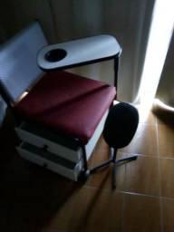 Mobiliario para salão de beleza-Vendo junto ou separado Em Iguaba Grande-RJ