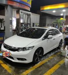 Honda Civic 2014 EXR 2.0 Auto - 2014