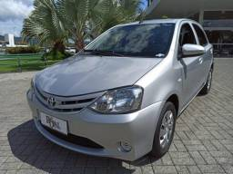 TOYOTA ETIOS 2017/2017 1.3 X 16V FLEX 4P MANUAL - 2017