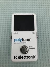 Pedal Poly chromatic - Polytune 3 - TC Eletronic