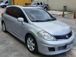 Nissan Tiida 1.8 16V Flex 4P 2013 Automatico c Kit Multimídia - 2013