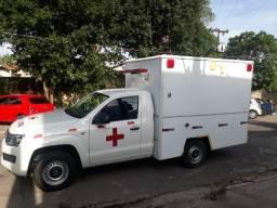 Venda Veículo Ambulância - 2014