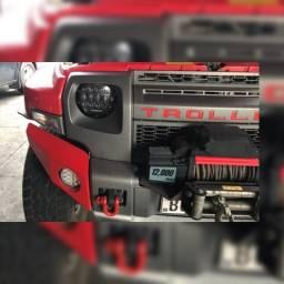 Troller 2018 Diesel troco por Pick-up - 2018