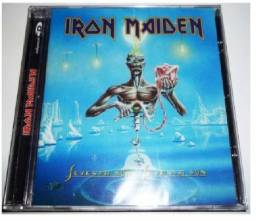 Cd Iron Maiden Original Seventh Son Of A Seventh Son 1988