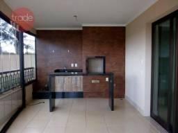 Apartamento com 3 dormitórios para alugar, 270 m² por r$ 6.900/mês - jardim botânico - rib