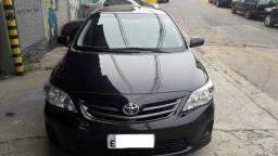 Toyota Corolla 1.8 Automatico Flex- todas revisões feitas 2013 - 2013