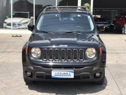 Jeep renegade 2.0 16v turbo diesel longitude 4p 4x4 automático 2016 - 2016