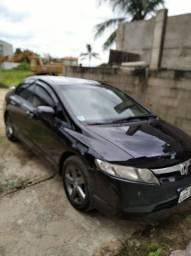 Honda Civic lxs 1.8 flex aut.