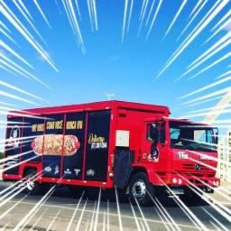 Food Truck Mercêdes Benz