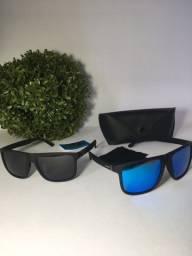 Óculos Masculino Novo Uv400 Polarizado