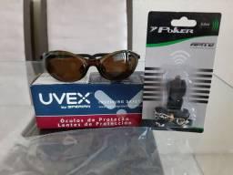 Óculos UVEX by Sperian.